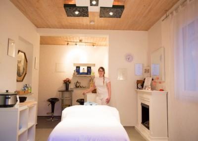 Janette Marnet, geprüfte Masseurin * Massage-Therapeutin