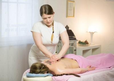 Klassische Massage - Wellnessmassage Rhein-Main